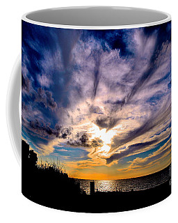 And Then There Was God Coffee Mug by Margie Amberge