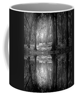 And There Is Light In This Dark Forest Coffee Mug
