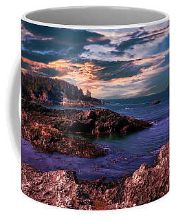 And There Was Morning And Evening On The Third Day Coffee Mug