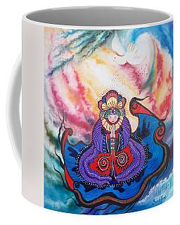 Flygende Lammet      And We Pray Coffee Mug