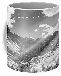 Coffee Mug featuring the photograph And You Feel The Scene by Jon Glaser