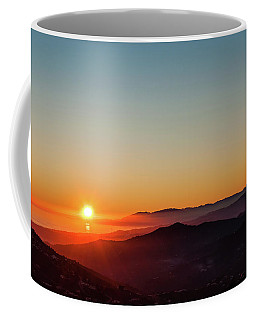 Andalucian Sunset Coffee Mug
