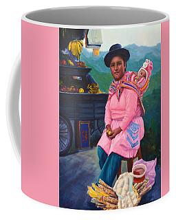 Andean Mama Coffee Mug