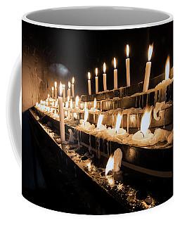 Andechs Prayer Candles Coffee Mug