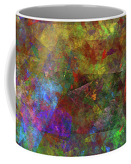Andee Design Abstract 12 2017 Coffee Mug