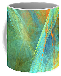 Andee Design Abstract 2 2016  Coffee Mug