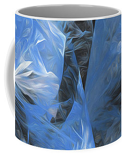 Coffee Mug featuring the digital art Andee Design Abstract 71 2017 by Andee Design