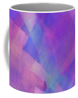 Coffee Mug featuring the digital art Andee Design Abstract 75 2017 by Andee Design