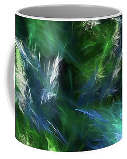 Andee Design Abstract 84 2017 Coffee Mug