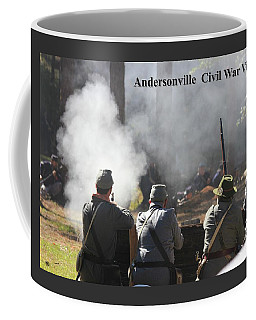 Andersonville Civil War Village Coffee Mug