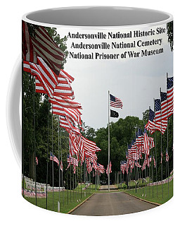 Andersonville National Park Coffee Mug