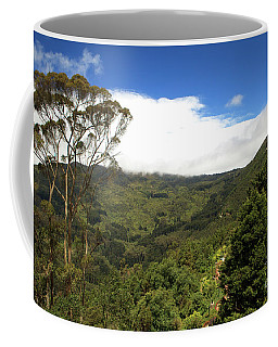 Andes Nature Coffee Mug