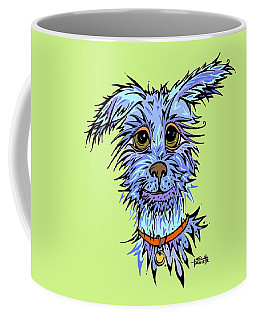 Andre Coffee Mug by Tanielle Childers