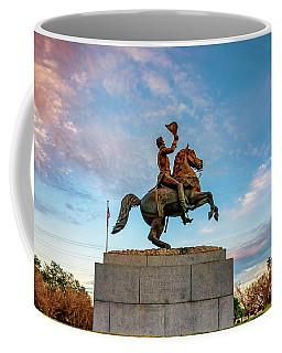 Andrew Jackson Coffee Mug by Kathleen K Parker