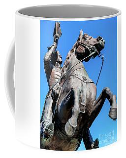Andrew Jackson - New Orleans Coffee Mug by Kathleen K Parker