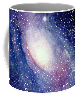 Andromeda Galaxy Coffee Mug
