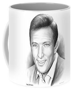 Andy Williams Coffee Mug