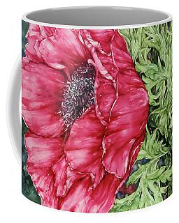 Anemone Coffee Mug by Kim Tran