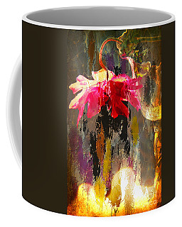 Anemone Monday Coffee Mug