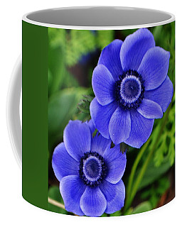 Anemone Nemorosa Coffee Mug