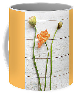 Coffee Mug featuring the photograph Anemone Pods by Rebecca Cozart