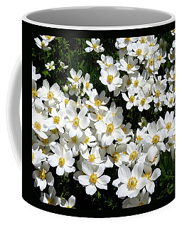 Coffee Mug featuring the photograph Anemone Profusion by Will Borden