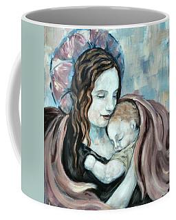 Angel And Baby No. 5 Coffee Mug