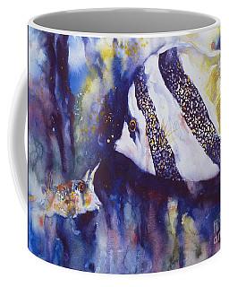 Angel And Unicorn Coffee Mug