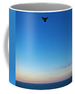 Angel Bird Coffee Mug