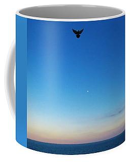 Angel Bird Coffee Mug by Kathy Long