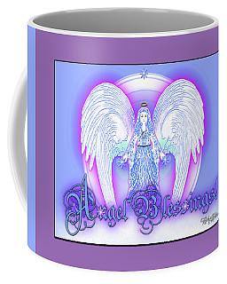 Angel Blessings #196 Coffee Mug