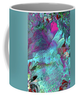 Angel Daphne Flowers #2 Coffee Mug