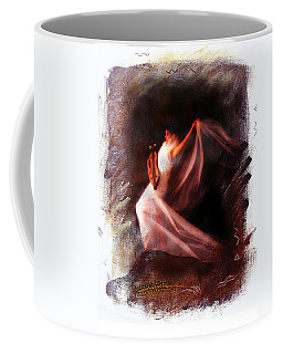 Ballet Angel Coffee Mug