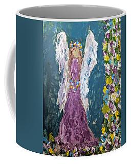 Angel Diva Coffee Mug