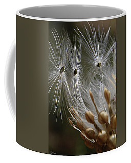 Angel Down Coffee Mug
