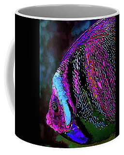 Angel Face 1 Coffee Mug