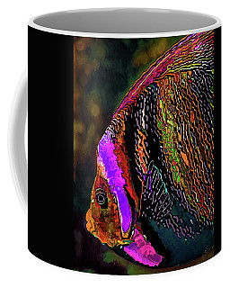 Angel Face 2 Coffee Mug