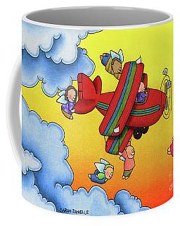Angel Flight Coffee Mug