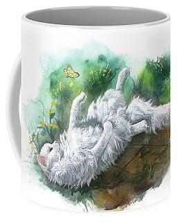Angel In The Morning Coffee Mug
