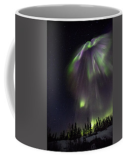 Angel In The Night Coffee Mug