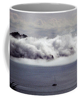 Angel Island Fog Coffee Mug