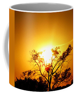 Angel Light Coffee Mug