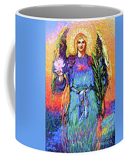 Angel Love Coffee Mug