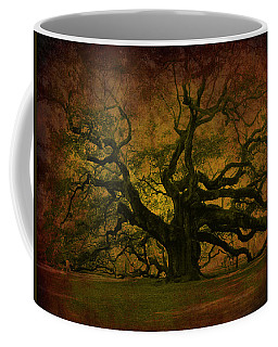 Angel Oak 3 Charleston Coffee Mug