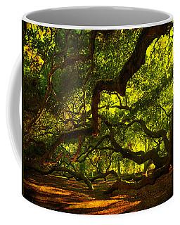 Angel Oak Limbs 2 Coffee Mug by Susanne Van Hulst