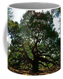 Angel Oak Tree 2004 Coffee Mug
