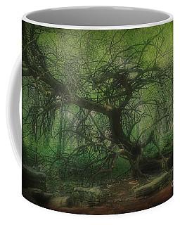 Angel Oak Tree - Arrington Vineyard Coffee Mug