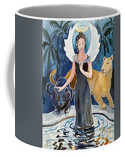 Angel Of Balance And Harmony Coffee Mug