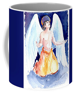 Angel Of Gratitude Coffee Mug