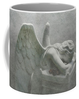 Angel Of Grief Coffee Mug